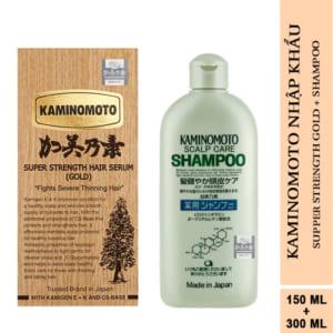 thuốc mọc tóc kaminomoto mua ở đâu
