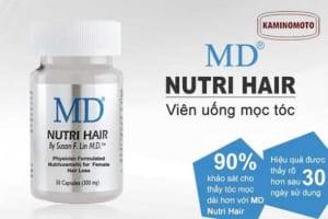 viên uống mọc tóc MD Nutri